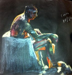life drawing norwich